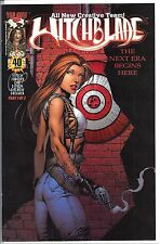 "Witchblade #40 (2000) NM+ ""Variant Cover""  Veitch/Jenkins/Cha"