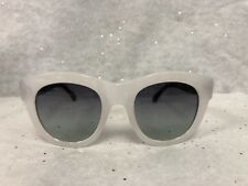 D' Blanc Womens psychedelic solution Opaline sunglasses-SS15: Ivory Tort