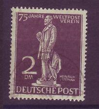 Berlin 1949 gestempelt  MiNr. 41    Weltpostverein UPU