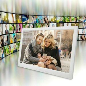 15.4 inch HD Digital Photo Frame MP3 MP4 Movie Player Alarm Photo Frames...