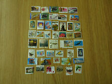 STAMPS AUSTRALIA  45 ALL DIFFERENT / MIXTURE / COLLECTION STAMPS    AUSTRALIAN