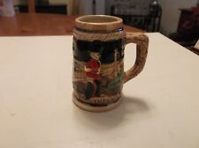 VINTAGE MINATURE SOUVENIR LONDON STEIN