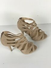 Tony Bianco Womens Stiletto Shoes High Heels Strappy Size 8.5