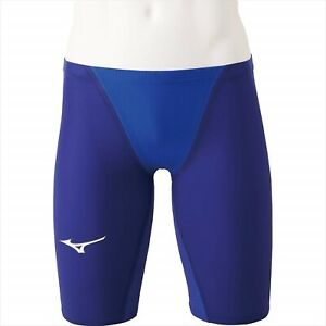 MIZUNO 2019 Swim suit Men GX SONIC IV ST FINA Blue N2MB9001 L-size Japan New