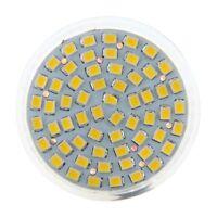 MR16 GU5,3 60 LED 3528 SMD 3W Lampe AMPOULE SPOT Lumiere BULB BLANC chaud 1 U4S1