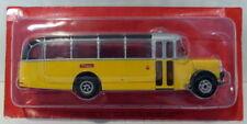 Autobús de automodelismo y aeromodelismo color principal amarillo escala 1:43