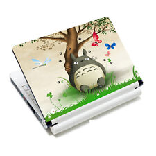 "Totoro Notebook Laptop Sticker Skin Protector Cover 11""-15"" 15.6""  Decal ASUS"