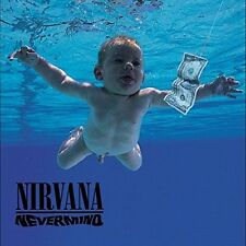 NIRVANA : NEVERMIND   (180g LP Vinyl + download code) sealed