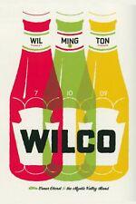 WILCO 2009 Concert Poster Farley Stadium Wilmington DE