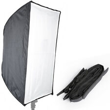 "Neewer Studio 24"" x 36"" Rectangle Umbrella Type Speedlite Softbox with Grid"