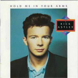 RICK ASTLEY Hold Me In Your Arms CD