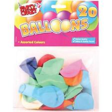 Pack of 20 Assorted shape Balloons