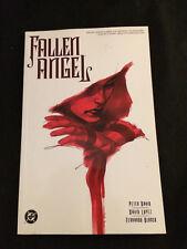 FALLEN ANGEL Vol. 1 Trade Paperback