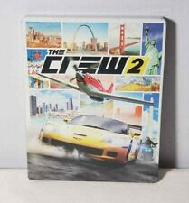 The Crew 2 STEELBOOK Only From Motor Edition Rare No Game Fast Shipping!