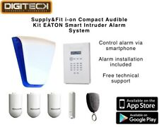 Supply&Fit Scantronic i-on Compact Audible Kit EATON Wireless Intruder Alarm Kit