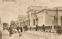 1924 Wembly British Empire Exhibition The Canadian Pavilion