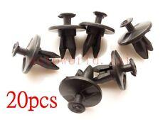 20 Pcs Fascia Bumper Retainer Push Type Clip For GM For Chevrolet Silverado 1500
