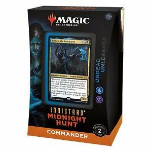 Undead Unleashed Commander Deck