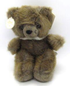 Russ BENNINGTON Caress Soft Pets Plush Stuffed Teddy Bear Toy with Tags K-25