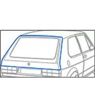 Vw Mk1 Rabbit Golf Rear Door Seal