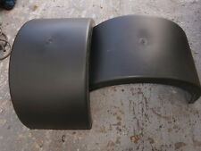 Rear Twin Wheel Mudguards Recovery Truck 3.5t Crafter Sprinter Round MED