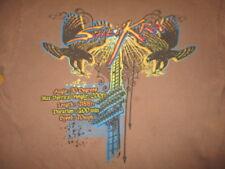 BUSCH GARDENS SHEIKRA Roller Coaster VA (LG) T-Shirt