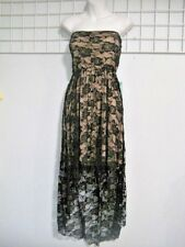 Reign On Size 13/14 High-Low Lace Strapless Dress New With Tags MSRP $60.00