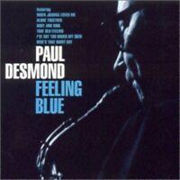 Paul Desmond - Feeling Blue [CD]
