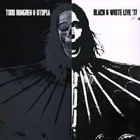 Todd Rundgren & Utopia - Black & White Live '77 (2015)  CD  NEW  SPEEDYPOST