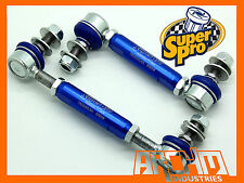 PEUGEOT 407 6C,6D,6E 2004-ON REAR SUPERPRO ADJUSTABLE SWAY BAR LINK KIT