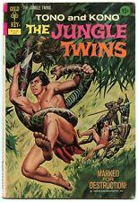 Jungle Twins 2 Jul 1972 VG (4.0)