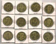 1998 McDonald's Team Canada 12 Coins, Board included.