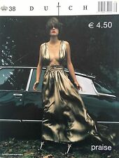 Dutch Fashion Magazine nr. 38 2002 Praise