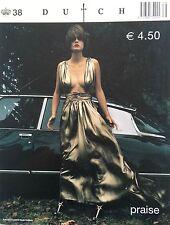 Dutch Fashion Photo Magazine nr. 38 2002 Praise