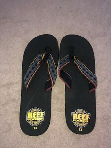Reef Mens sandals size 13