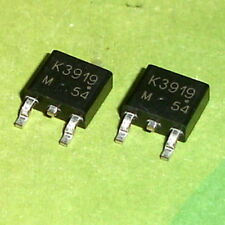 50 PCS 2SK3919 TO-252 K3919 SWITCHING N-CHANNEL POWER MOSFET