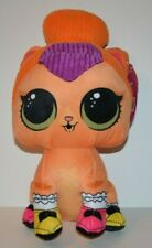 "LOL Surprise Pets NEON KITTY plush 10.5"" toy doll Lets Be Friends! NEW"
