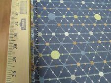 "4 YARDS & 17 INCHES X 54 INCHES WIDE ARC/COM UPHOLSTERY FABRIC ""GALAXY"" COLOR RA"