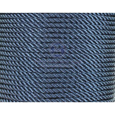 16mm X 100mtr Polyester Rope - 3 Strand Navy (reel) From Blue Bottle Marine