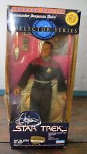 Nib 1994 Playmates Star Trek Command Edition Benjamin Sisko Figurine #6065