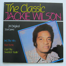 2LP Jackie Wilson - The Classic - VG++ Reet Petite / I Get The Sweetest Feelings
