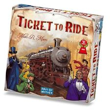 *NEW IN BOX* Ticket To Ride Days of Wonder- Family Board Game - Train Adventure