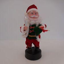 Père Noël boite à musique et lampe