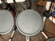Yamaha DTXPLORER electronic drum kit with module, stool and sticks