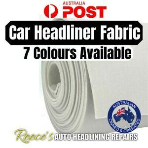 Headliner Replacement Fabric Car Roof Lining MaterialSold By 0.5 Mtr SEE VIDEO