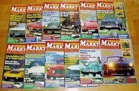 Oldtimer Markt Jahrgang 1994 komplett Hefte 1-12 Zeitschrift Automobile Motorräd