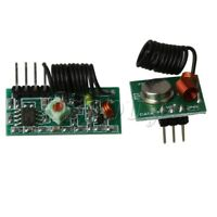 Hot Sale 1 Set Of 433Mhz RF Wireless Transmitter and Receiver Module  PCB
