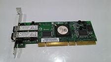 QLogic FC5010409-04 L QLA2342 PCI-X 133MHz Dual Port Fibre Channel HBA Card