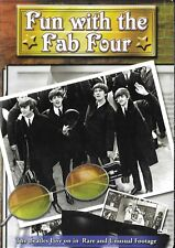 The Beatles: Fun With The Fab Four - DVD FS - FREE Shipping USA