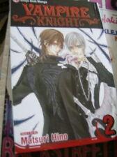Vampire Knight 2 Matsuri Hino (2007, Paperback) NEW